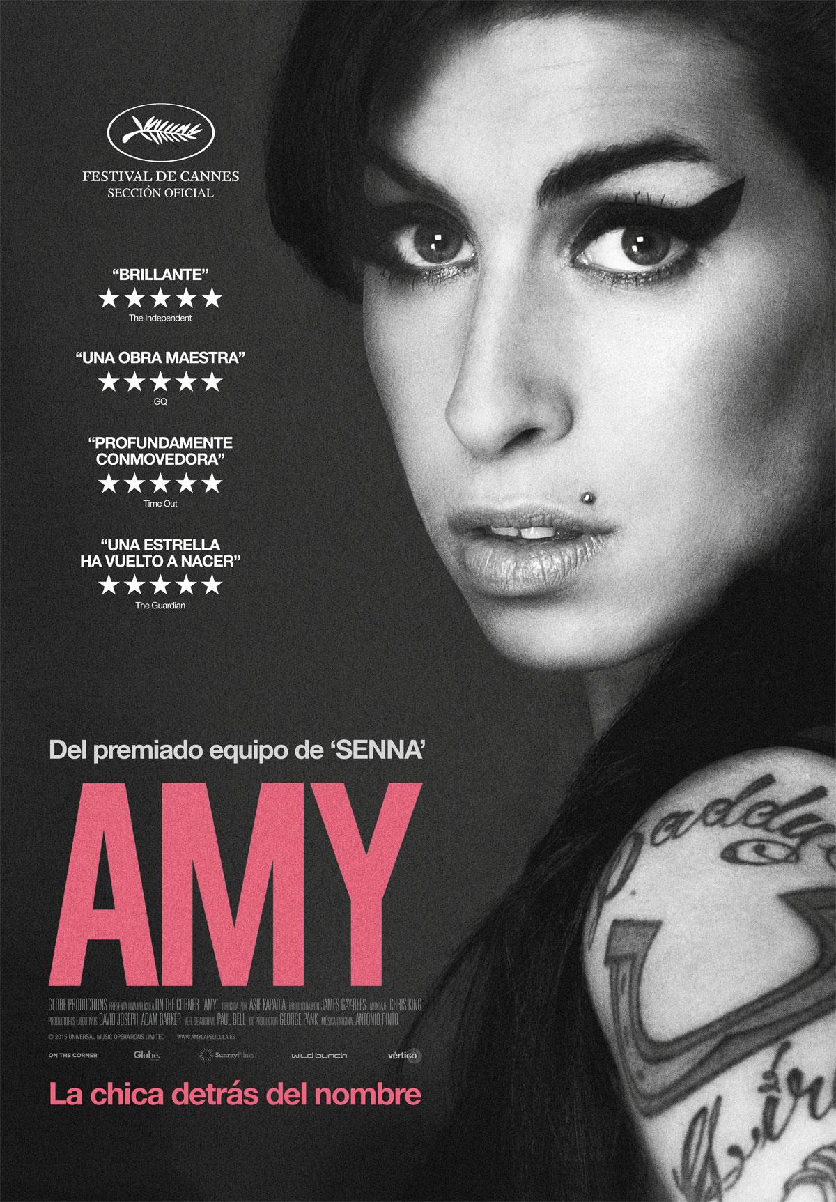 Documental del mes: Amy (la chica detrás del nombre)