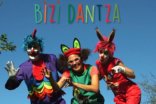 """Agotadas las entradas para """"Bizi Dantza"""" de Pirritx eta Porrotx"""